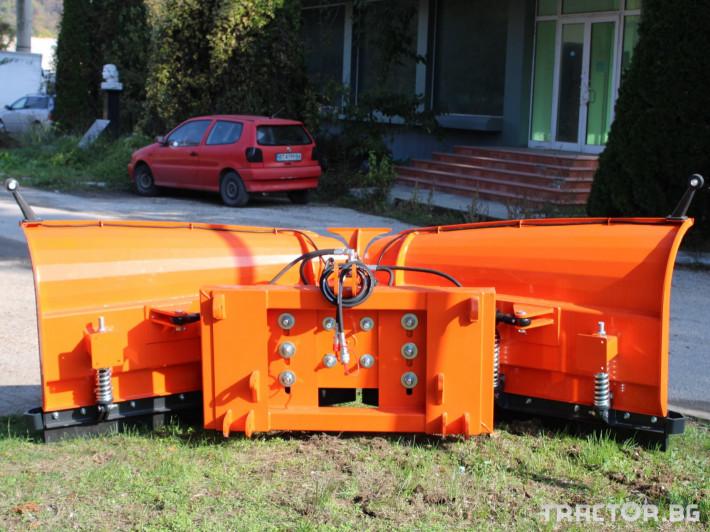 Техника за почистване Гребло за сняг 7 - Трактор БГ