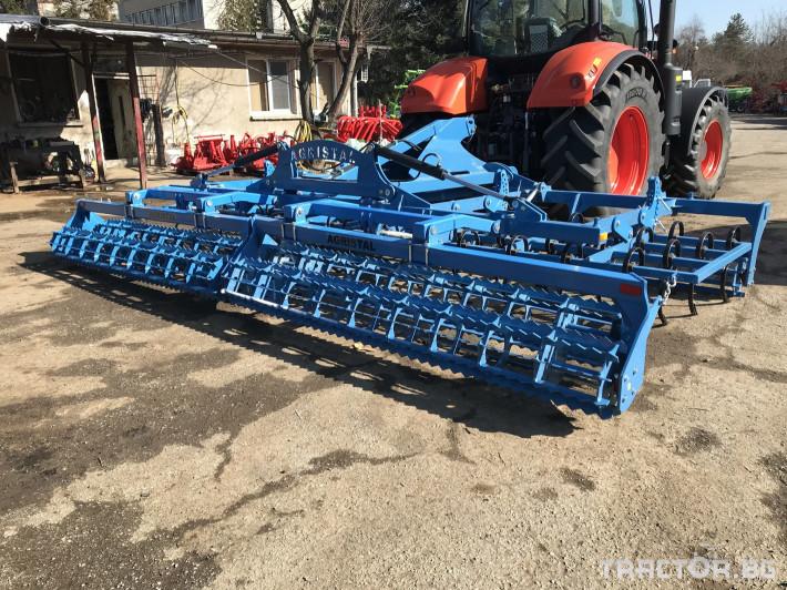 Култиватори Agristal Култиватор AGRISTAL 8 - Трактор БГ