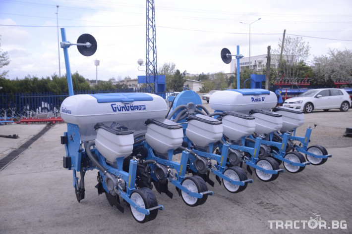 Сеялки Gungor Анкерна 2 - Трактор БГ