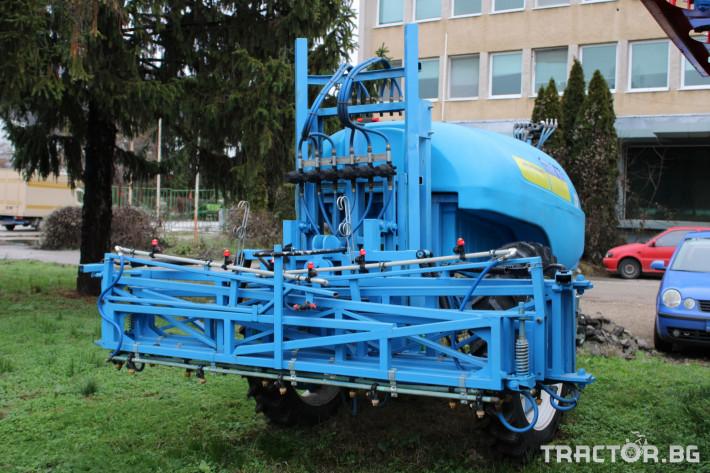 Пръскачки Parlayan Пръскачка 2000 л., 15 м. крила - ПРОМО 2 - Трактор БГ