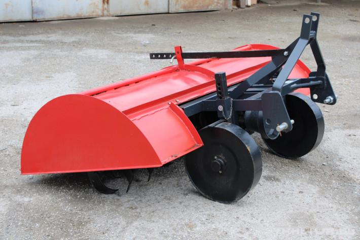 Фрези фрези - други Metal-Technik 1 - Трактор БГ