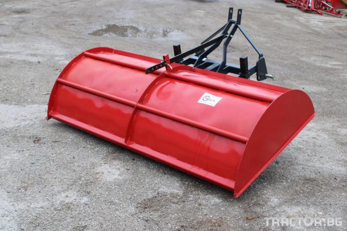 Фрези фрези - други Metal-Technik 3 - Трактор БГ