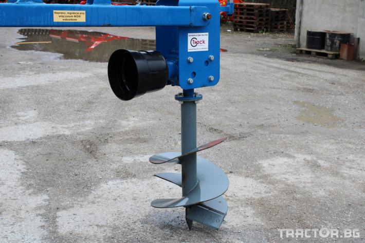 Машини за лозя / овошки Внос Ямокопател MCMS-25/50 3 - Трактор БГ