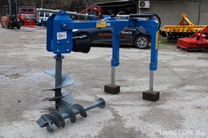 Машини за лозя / овошки Внос Ямокопател MCMS-25/50 0 - Трактор БГ