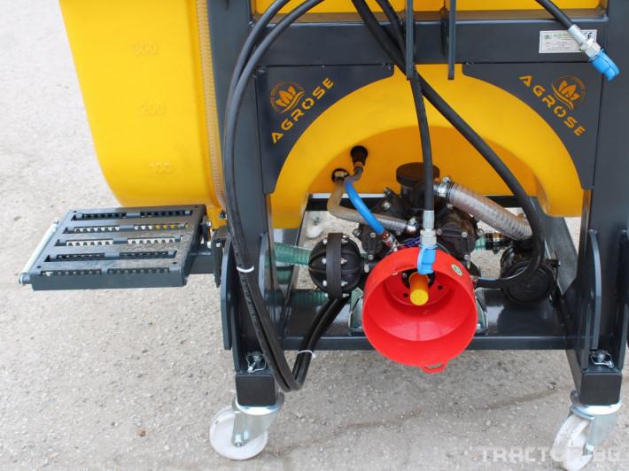 Пръскачки Agrose Навесни пръскачки Agrose 10 - Трактор БГ