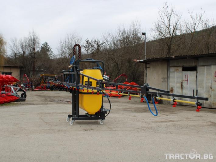 Пръскачки Agrose Навесни пръскачки Agrose 11 - Трактор БГ
