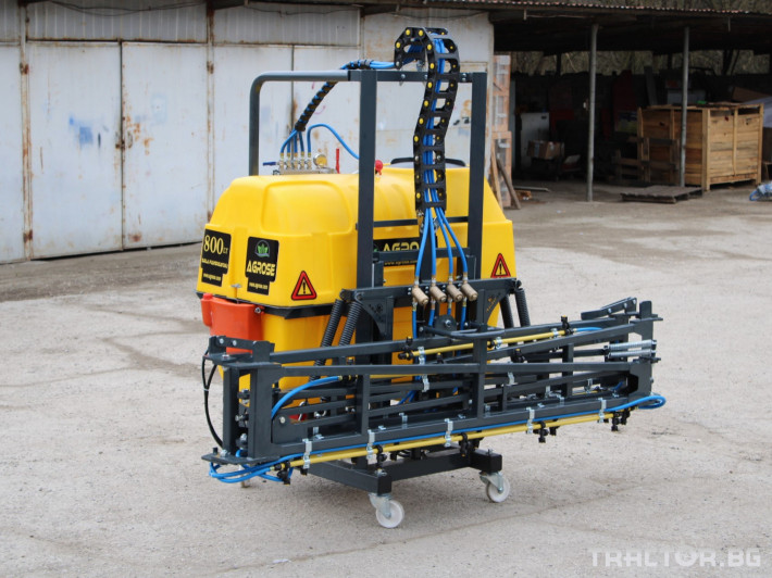 Пръскачки Agrose Навесни пръскачки Agrose 2 - Трактор БГ