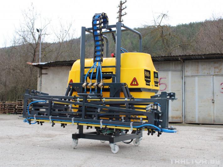 Пръскачки Agrose Навесни пръскачки Agrose 3 - Трактор БГ