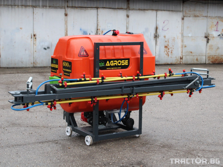 Пръскачки Agrose Навесни пръскачки Agrose 7 - Трактор БГ