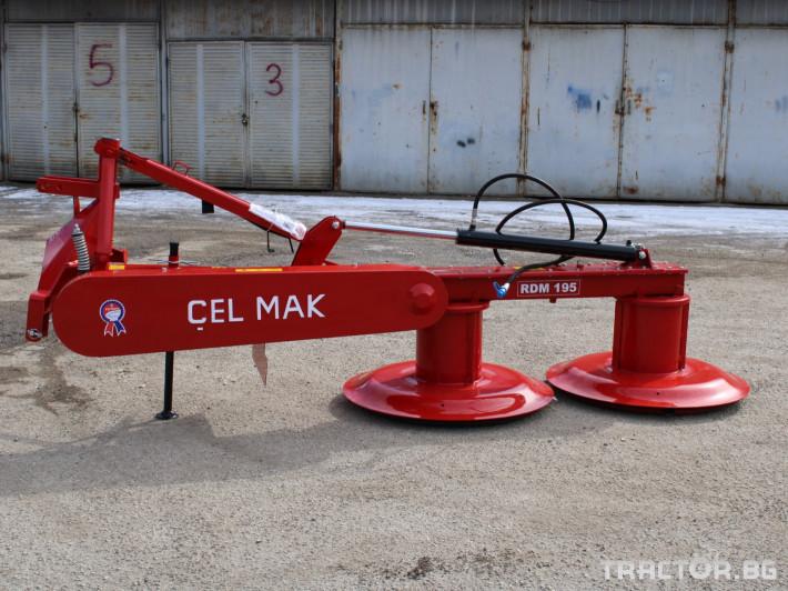 Косачки Турски Косачки CELMAK 135,165, 195см. 0 - Трактор БГ
