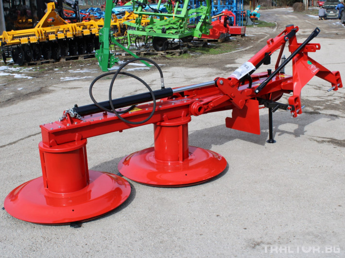 Косачки Турски Косачки CELMAK 135,165, 195см. 3 - Трактор БГ