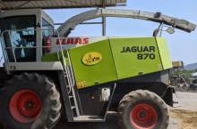 Claas Jaguar 870 - 2 броя